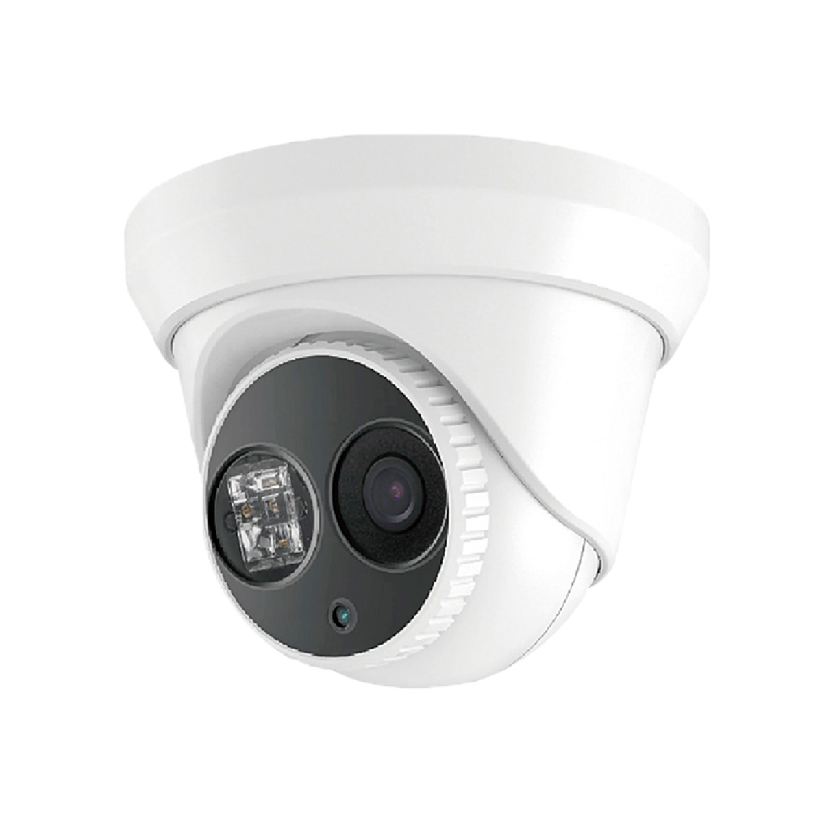 Dome Camera with Matrix Infrared Technology
